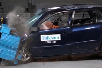 Biztonságos marad a rozsdás autó?