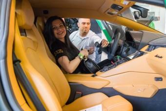 Övé a legstílusosabb Lamborghini Aventador SV