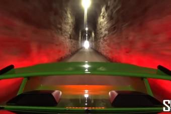 25 alagúton át ordít a Porsche 911 GT3