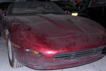 Ez a sportkocsi sosem került gyártásba, de itt a prototípusa
