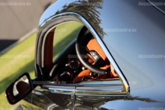 Pécsett árulják az ország legstílusosabb használt luxusautóját