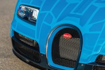 Nem híres, csak ritka ez a Bugatti Veyron
