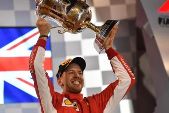 Vettel: Éppenhogy nyertünk