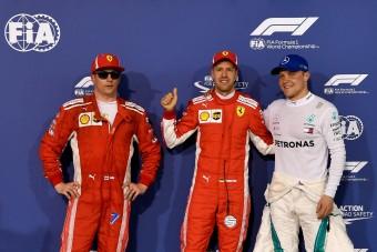 F1: Vettel kibékült a Ferrarival