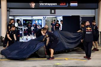 F1: 150 lóerős lökést kapott Verstappen