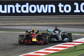 F1: Gyorsan kihullottak a Red Bullok