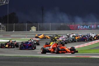 F1: Egy percben a Bahreini Nagydíj - videó