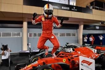 F1: Vettel mágus, a Ferrari repülő szőnyeg