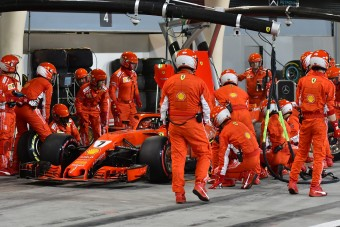 F1: Súlyos bírság a Ferrarinak