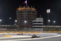 """F1: Kaotikus, de szórakoztató lesz az """"oválpálya"""" 1"""