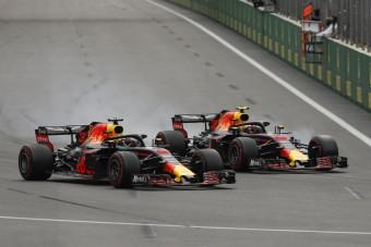F1: Jöhetnek a csapatutasítások a Red Bullnál?