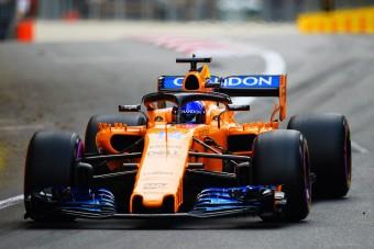 Alonso: Mások feladták volna a helyemben!