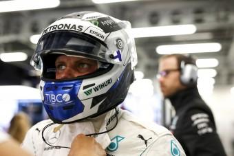 F1: Bottas komolyabb ajánlatot vár a Mercedestől
