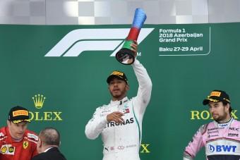 F1: Szóhoz sem jutnak a legjobbak az őrült futam végén