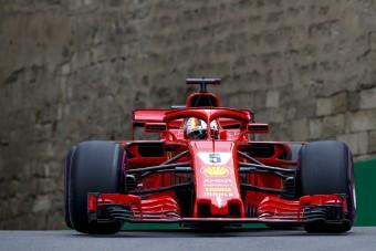 Vettel: Kritizálni könnyű, meg kellett próbálnom