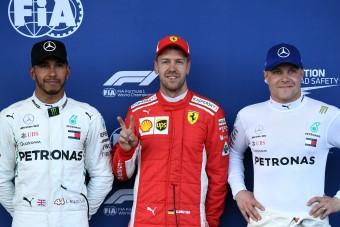 F1: Vettel előre érezte a sikert