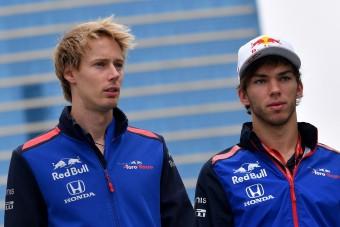 F1: Élete legijesztőbb élményén van túl Gasly