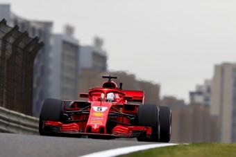 F1: Lángolt a Red Bull, küszködött a Merci