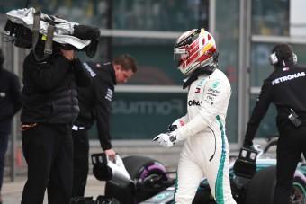 F1: Ferrari-győzelmet jósol Hamilton