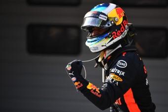 F1: Ha Ricciardo nyer, mindig izgalmas a futam