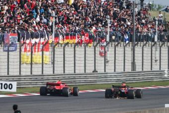 F1: Szabályváltozások 2019-re