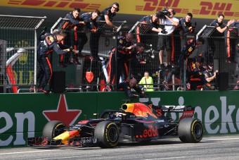 F1: Ultimátumot kapott a Red Bull