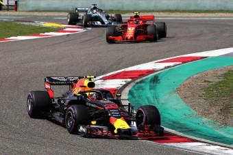 F1: A főnök sem dicsérte meg Verstappent