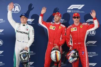 F1: Räikkönentől fél Vettel