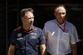 Horner: Esélye sem volt a Ferrarinak
