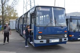 Mindenki buszt akart vezetni szombaton