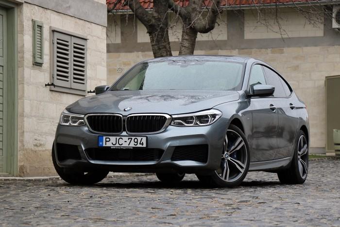 BMW 6-os Gran Turismo