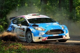 Hadik duplázott a Miskolc Rallye-n