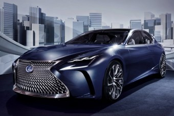 Megépíti hidrogén üzemű luxusautóját a Lexus?
