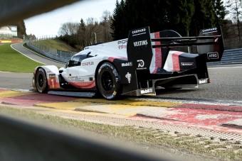A Forma-1 agyonvágja a Le Mans-i Porschét
