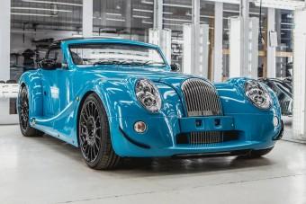 Megkezdődött a legkülönlegesebb angol sportautó gyártása
