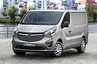 Megvan, mikor érkezik az új Opel Vivaro