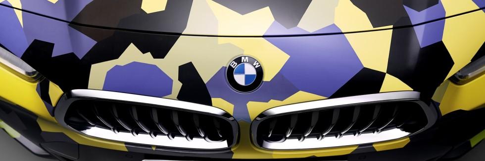 Ha bejön az álcafólia, ez a BMW X2 tetszeni fog