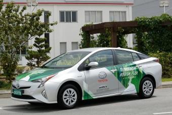 Alkoholos hibridet fejlesztett a Toyota