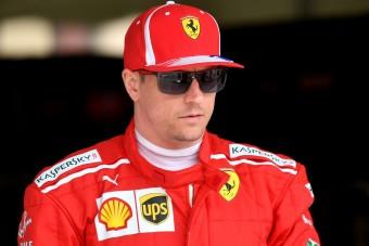 F1: Autóbaleset miatt bírságolták Räikkönent