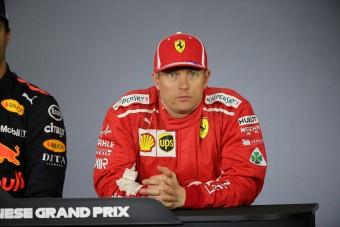 F1: Räikkönen miatt támadják a Ferrarit