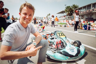 F1: Rosberg keresi a jövő versenyzőit