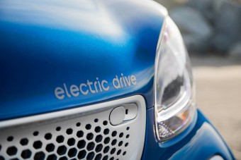 Európában is villanymárkává válik a Smart