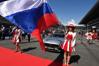 F1: Szocsiban ragaszkodnak a grid girlökhöz