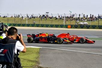 F1: Verstappen papa se dicséri a fiát