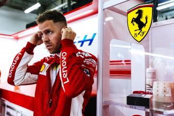 F1: Vettel agresszív stratégiát választ a hétvégére