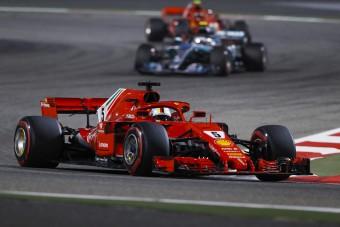 F1: Idén bajnok lehet a Ferrari