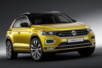 Így fest sportöltözetben a VW legkisebb szabadidőjárműve
