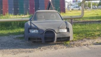 Ez lehet minden idők legtrógerebb Bugatti Veyron-replikája