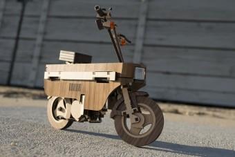 Ilyen volna, ha az IKEA motorkerékpárt árulna…