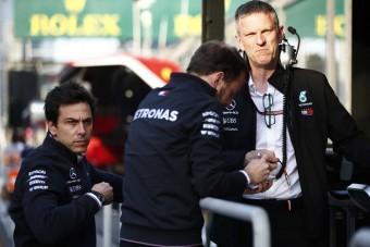 F1: Wolff kiakadt az árulkodó FIA-ra